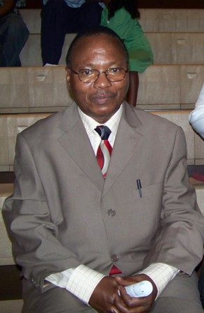 Mr Peter Njoroge Kariuki who passed away at the Parklands Hospital, Dallas on November 24, 2009