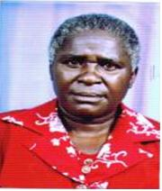 The Late Teresa Nyaberi