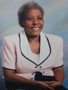 The Late Esther Wanjiku Nyanjui (Mama John)