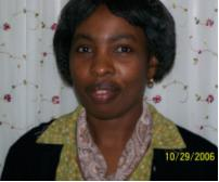 The late Ruth Munene who was found murdered at her home in Birmingham, Alabama