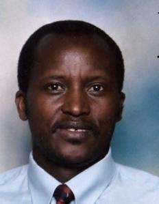 The Late Mr. Samuel Njenga Njuguna who passed away in Durham, NC