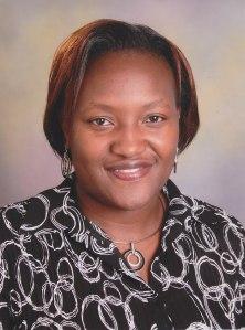 The late Maureen Adhiambo Kimani