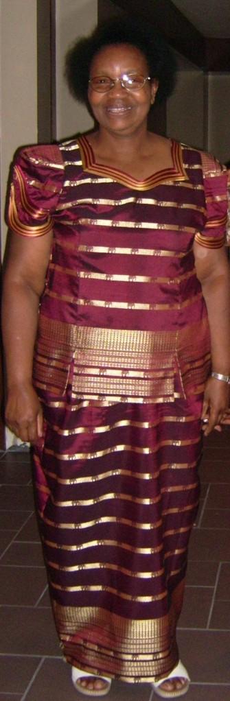Mama Mary Wambui Gathimba