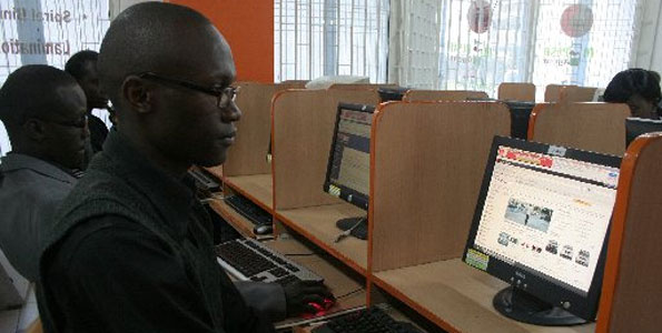 As unemployment continues to rise in Kenya, the country's jobseekers are turning to websites hosted in and out of the country for online work