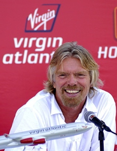 Richard Branson intends to open game reserve in Kenya
