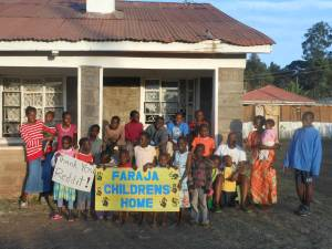 Faraja Orphanage in Ngong, Kenya thanks Reddit for their support