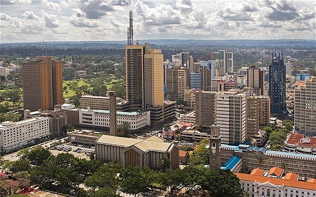 Kenyan forces said that they had thwarted a terror attack over the holidays in Nairobi