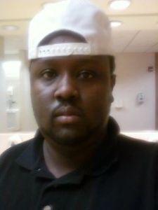 Joshua Kashimir of Arlington who lost his dad in Kenya