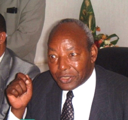 The Late Cabinet Minister John Michuki