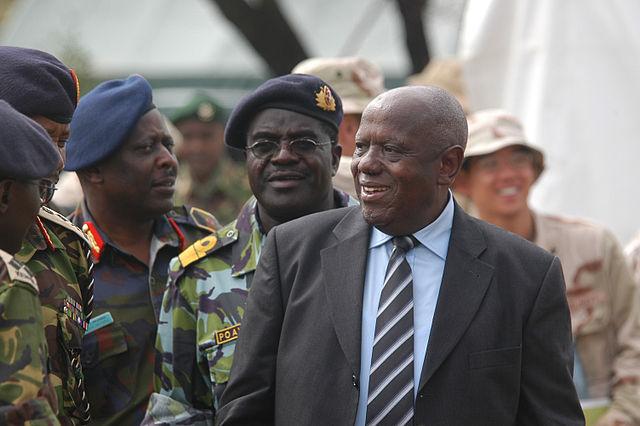 The Late Njenga Karume