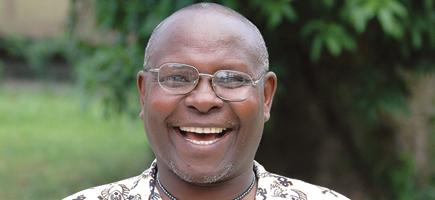 Peter Kimeu