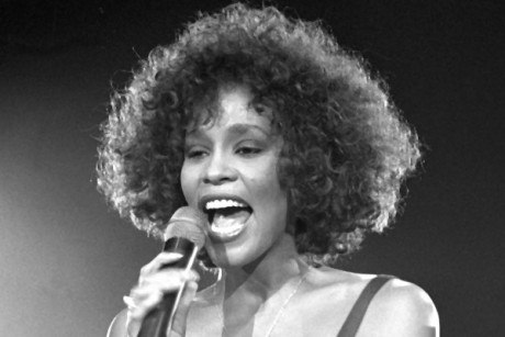 Gone with the angels: Whitney Houston