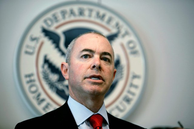 U.S. Citizenship and Immigration Services (USCIS) Director Alejandro Mayorkas