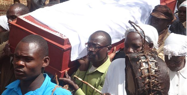 As Kenya prepares for fresh elections slated for late December or early January, politicians are leaving nothing to chance. Funerals have become hunting grounds for votes.