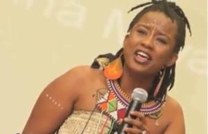 Kenya's Ann Mwalagho