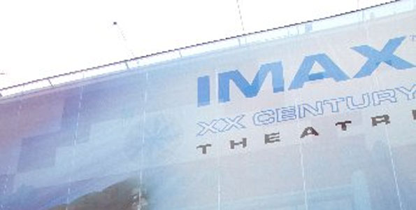 Photo/Diana Ngila IMAX 20thCentury Theatre formerly 20th Century Fox Cinema situated along Mama Ngina Street. The screen is one of a kind in East Africa.