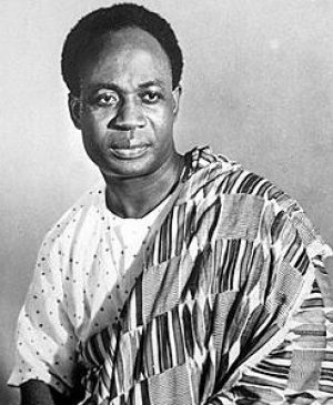 "Dr. Nkrumah wrote in his diary: ""Things will not go well for Ghana"""